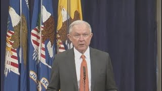 DOJ Interns Grill Jeff Sessions & Put Our Media To Shame