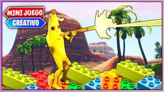 LEGO EN FORTNITE (MINIJUEGOS PVP)