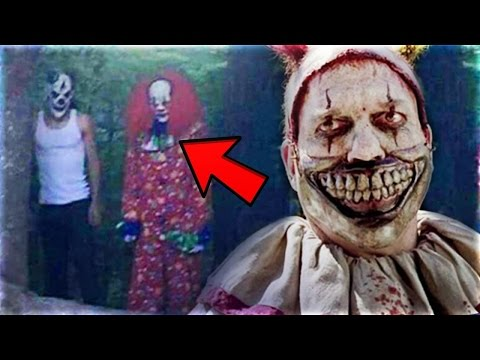 Sweden - Örebro 2016 CLOWN SIGHTING! Chased by a KILLER Clown! *actual footage* NOT CLICKBAIT