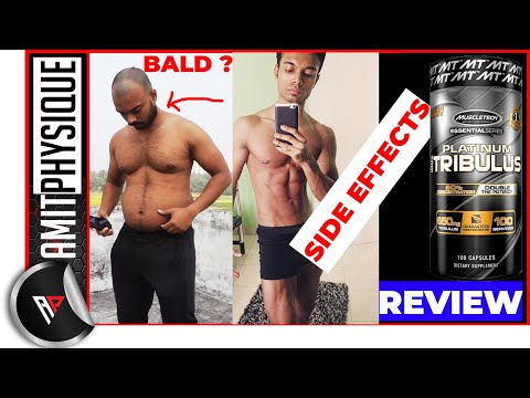Tribulus Testosterone Booster TRUTH | Muscletech Platinum 100% Tribulus ( मसलटेक ट्रिब्युलस ) Review