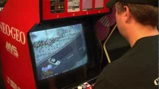 Game | Classic Game Room NEO GEO MVS arcade machine review | Classic Game Room NEO GEO MVS arcade machine review