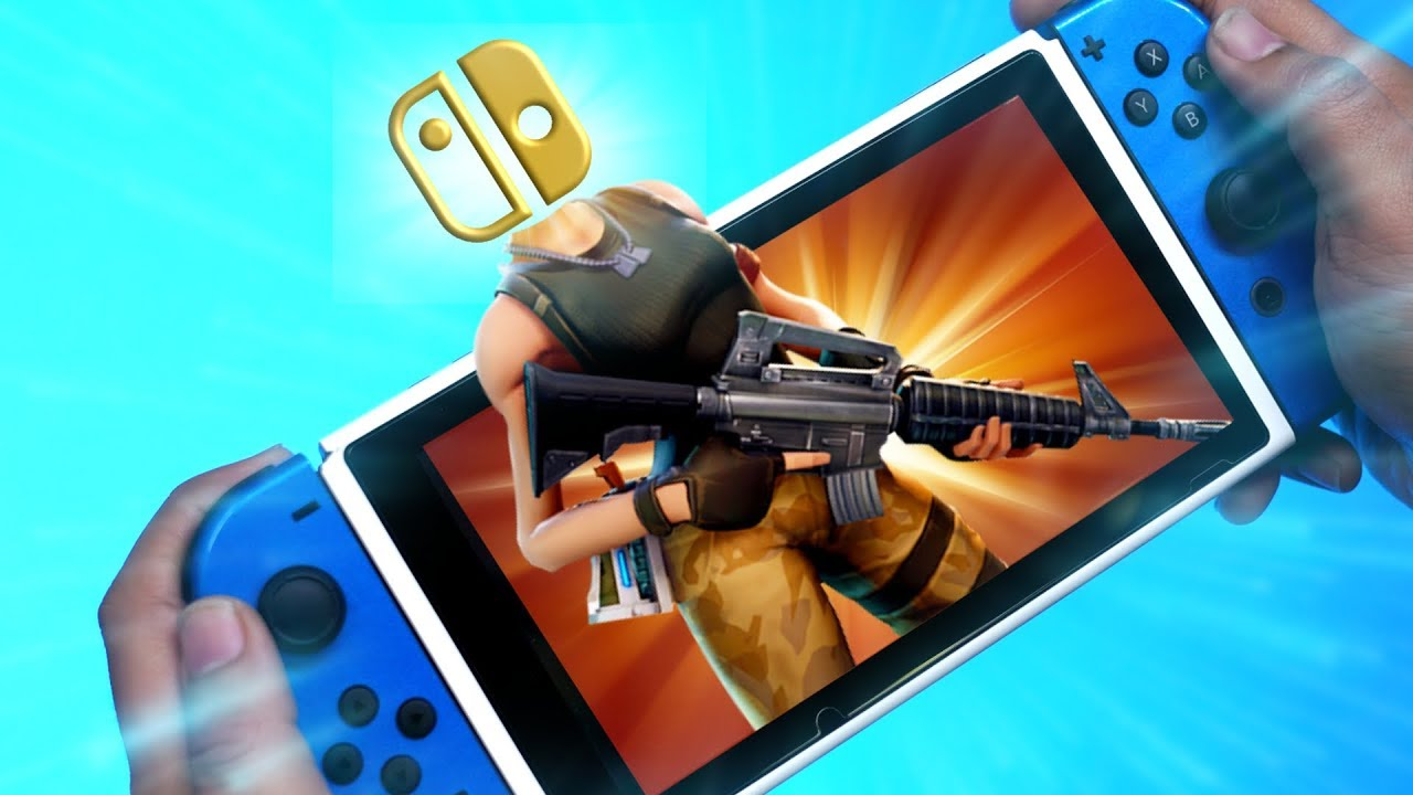 Get These Nintendo Switch Accessories For Fortnite Youtube