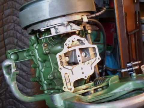 HOW TO CONVERT 50s motors from two line tanks
