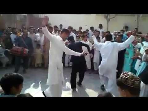 Pushto Garam Dance