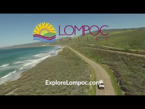 Tour Central California - Visit Lompoc