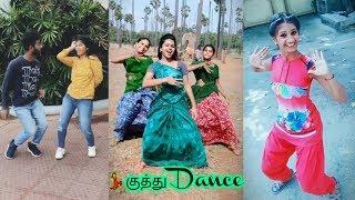 Tik Tok Girls Kuthu Dance Tamil Dubsmash Collection 2019 | Part 3