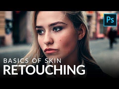 Skin Retouching Basics in Photoshop