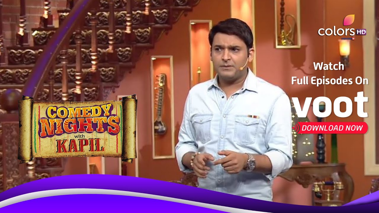 Comedy Nights With Kapil | कॉमेडी नाइट्स विद कपिल | Kapil Wants To Discuss Ghosts