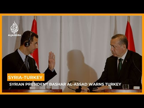 Analysis: Syrian president warns Turkey of war if no diplomatic solution found