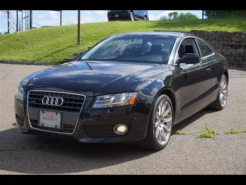 2011 audi a5 2 0t premium plus youtube. Black Bedroom Furniture Sets. Home Design Ideas