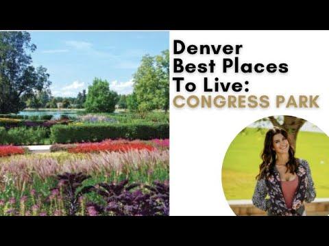 Denver Best Places To Live - Congress Park Neighborhood