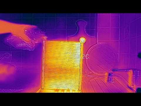 Промывка радиатора отопителя пежо