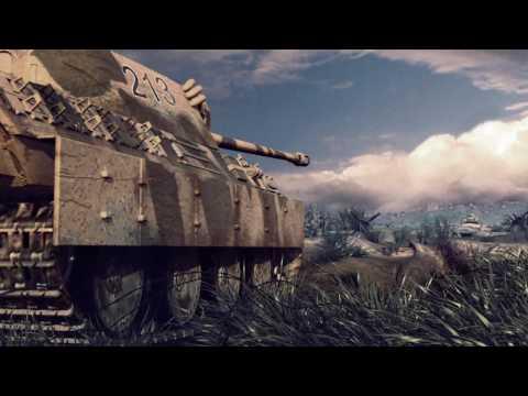 «Искусство войны. Курская Дуга», видеоролик Два танка
