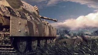 «Искусство войны. Курская Дуга», видеоролик 'Два танка'