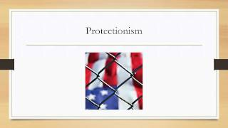 Basics of Tariffs and Trade Barriers