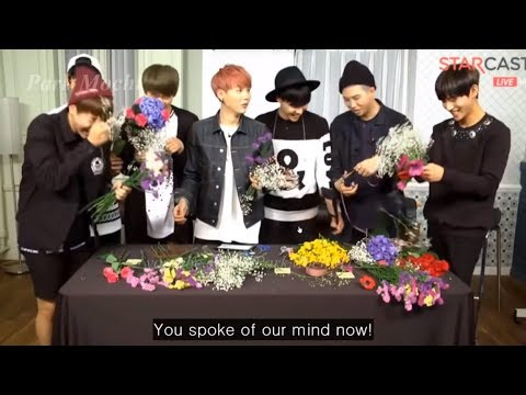 BTS Being Dirty Mind