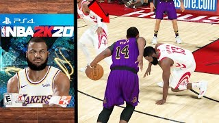 NBA 2k20 Cover! James Harden Exposed!! NBA 2k19 MyCAREER Ep. 59