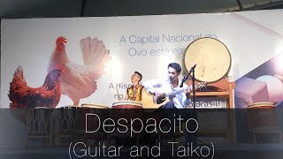 Baixar Despacito - Rodrigo Yukio & Rodrigo Emori (Guitar and Taiko Cover)