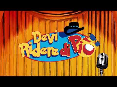 DEVIRIDEREDIPIU' - Il nuovo programma Radio
