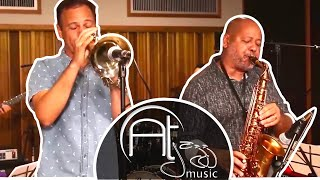 AT JAZZ Music #43 - Márcio André e Angelo Torres
