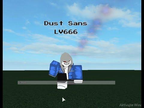 Roblox script showcase \Dust!Sans/