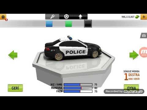 Üç boyutlu araba oyunu (trafic racer)hilesiz lvl3