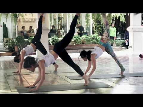 Yoga Ananda Chiangmai : Jing Jai Market Branch grand opening