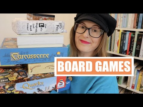 My Favourite Board Games 🎲