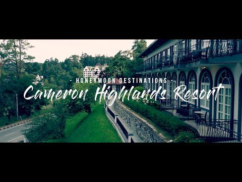[4K] Top 7 Things to Do in Cameron Highlands, Malaysia | Honeymoon Destinations