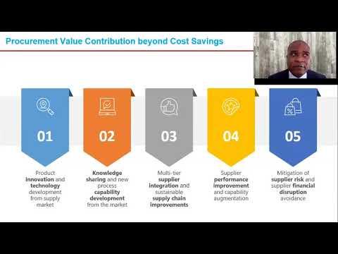 Sydney Tshibubudze Presentation Procurement Value Beyond Cost loading