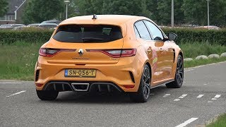 2018 Renault Megane RS - EXHAUST SOUND!!