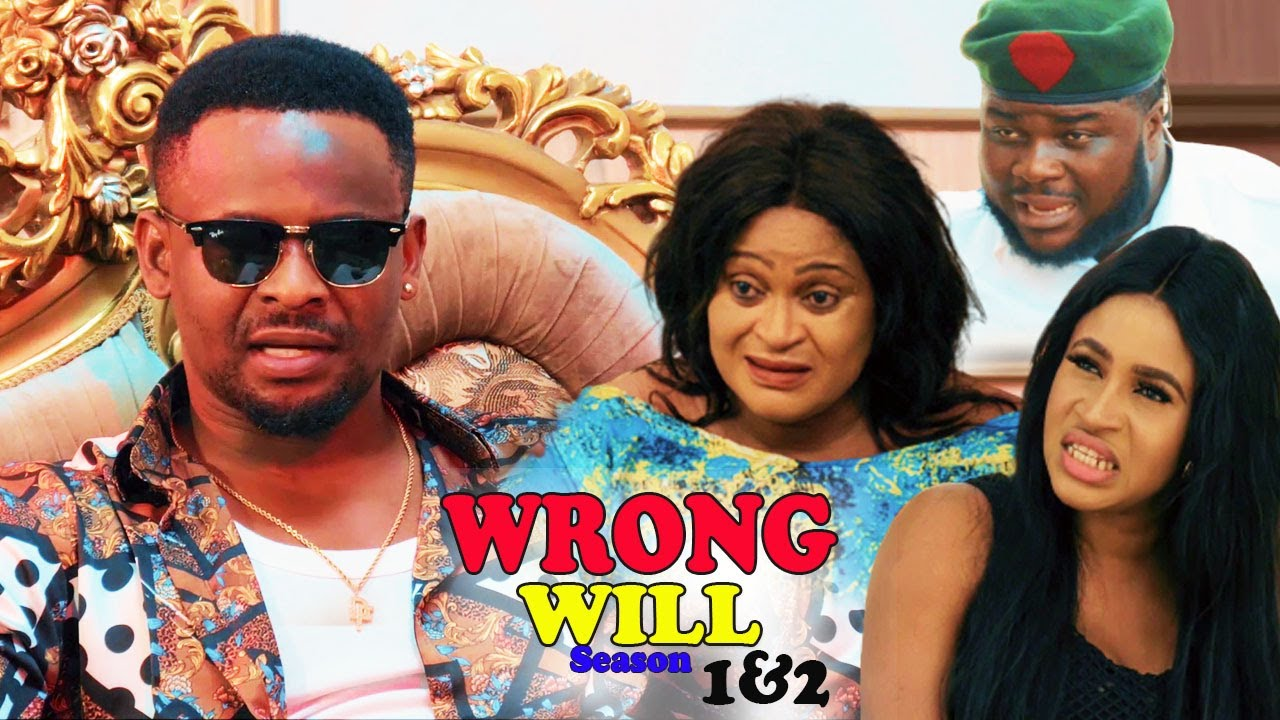 Download WRONG WILL SEASON 5 [New Hit Movie} -Zubby Micheal 2021 Latest Nigerian Nollywood Movie Firstnollytv