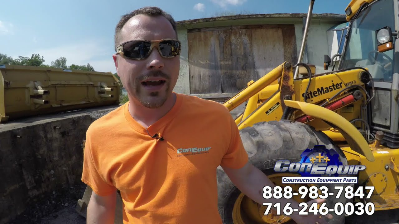 Backhoe Rental Or Buy A Used One? Used Backhoe Buying Tips - Conequip  Parts  Conequip Parts Llc 11:38 HD