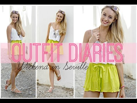Outfit Diaries - Weekend in Seville   |   Fashion Mumblr