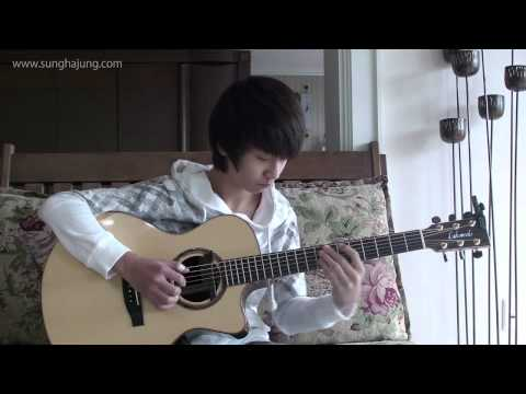 (Andy Mckee) Ebon Coast - Sungha Jung