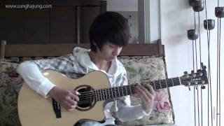 (Andy Mckee) Ebon Coast - Sungha Jung