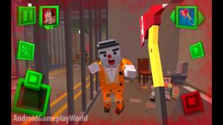 ZIC: Zombies in City: Survival Android Gameplay