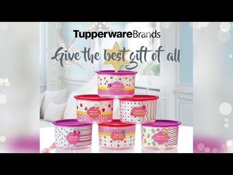 Tupperware Brands Singapore Campaign 8 | 13 Nov - 31 Dec 2017