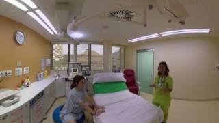 Vive la experiencia vr 360º de dar a luz en el Hospital CIMA de Barcelona.