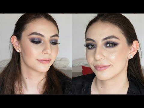My 2016 New Year's Eve Makeup | Nicolle ZM