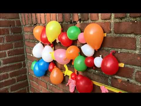 Darten Op Ballonnen! Ll Ceylin Yilmaz