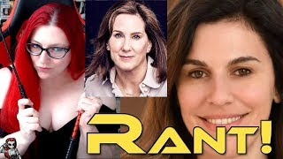 Kathleen Kennedy's Replacemet - Star Wars Is Done - RANT!