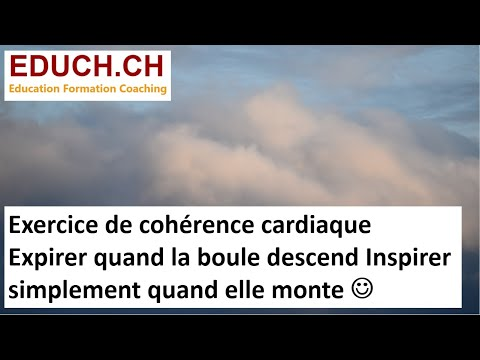 Exercice Coherence Cardiaque Formation Coaching Educh.ch