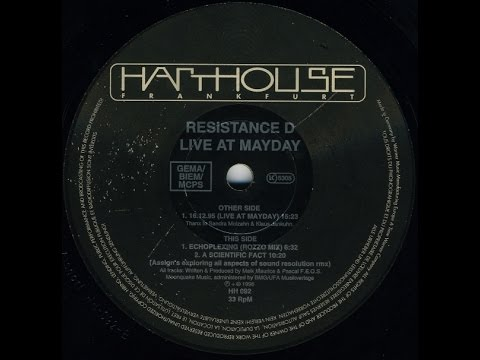 Resistance D - A Scientfic Fact (Assign's Exploring All Aspects Of Sound Resolution Mix)