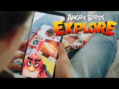 Angry Birds Explore - OUT NOW!