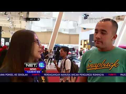 Live Report Pameran Otomotif BSD Tangerang-NET12