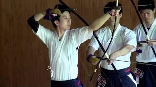 第28回全国大学弓道選抜大会 慶應