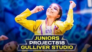 GULLIVER STUDIO — JUNIORS ✪ RDF16 ✪ Project818 Russian Dance Festival ✪ November 4–6, Moscow 2016 ✪