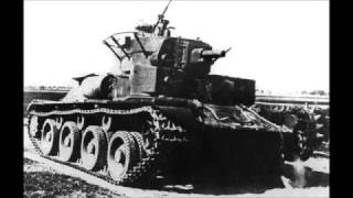 Russian Medium Tanks 1925 to 1945