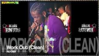 Aidonia - Work Out (Clean) Leather Strap Riddim - Nov 2012
